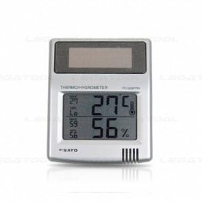 PC-5200TRH เครื่องวัดอุณหภูมิและความชื้นสัมพัทธ์แบบติดผนังและตั้งโต๊ะ
