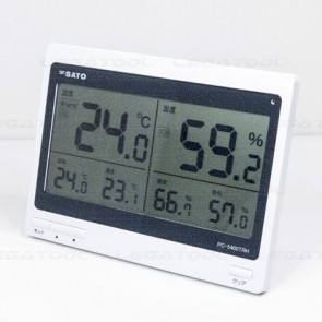 SK Sato PC-5400TRH Digital Thermohygrometer