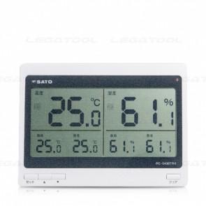 SK Sato PC-5400TRH เครื่องวัดอุณหภูมิและความชื้นแบบตั้งโต๊ะ