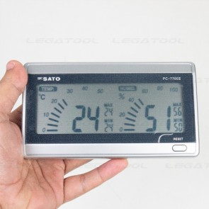 SK Sato PC-7700II Digital Thermohygrometer