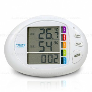 PC-7900GT Thermohygrometer with heat stress monitor