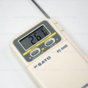SK Sato PC-9400 Digital Thermometer
