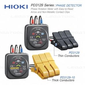 Hioki-PD3129 Series เครื่องวัดลำดับเฟส (3 Phase & Motor rotation tester)