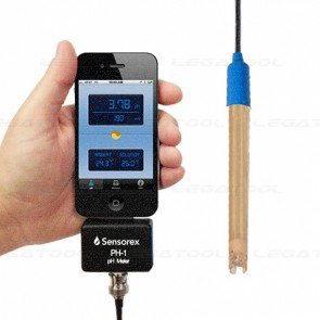 PH-1 pH Meter for iPhone/iPad