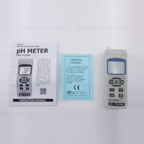 Lutron PH-230SD pH/ ORP Meter-SD Card Data Logger