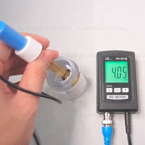 Lutron PH-321M pH Monitor