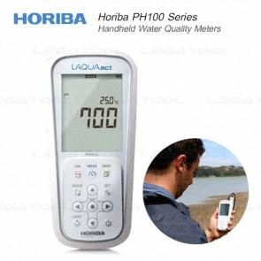 Horiba PH100 Series เครื่องวัดพีเอชและอุณหภูมิ | IP67