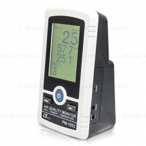 Lutron PM-1053 Air quality monitor 3in1 | PM2.5
