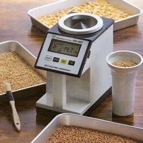 Kett PM-450 Type 4504 Grain Moisture Meter