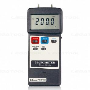 Lutron PM-9102 เครื่องวัดความดันดิจิตอลแบบพกพา (2.9 psi)