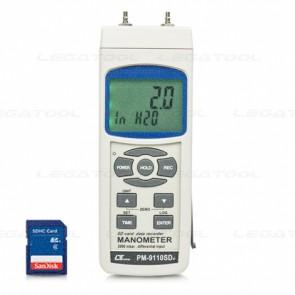 Lutron PM-9110SD เครื่องวัดความดัน (29 psi)