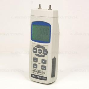Lutron PM-9117SD Manometer - SD card Data Logger (101.5 psi)