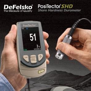 Defelsko PosiTector PRB-SHD Series โพรบวัดความแข็งของวัสดุที่ไม่ใช่โลหะ (Shore A & Shore D)