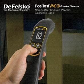 Defelsko PosiTest PC Powder Checker เครื่องวัดความหนาผิวเคลือบแบบไม่สัมผัส