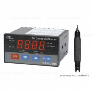 Lutron PPF-6066 เครื่องควบคุม pH แบบตั้งโต๊ะ