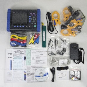 Hioki PQ3198-92 เครื่องวิเคราะห์ไฟฟ้า | Includes 600A sensor