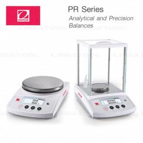 OHAUS PR-Series Analytical & Precision Balances เครื่องชั่งดิจิตอล