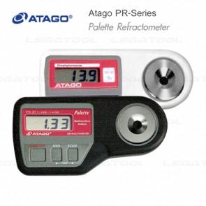 Atago PR-Series เครื่องวัดความหวานแบบดิจิตอล Palette Refractometer | IP64