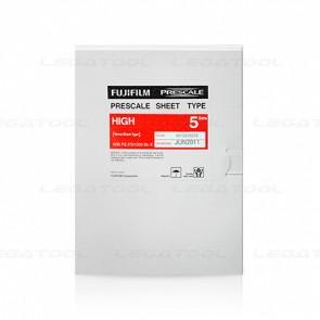 FujiFilm PS-HS-5s ฟิล์มวัดแรงกด High Pressure (270mm x 200mm) | Mono-sheet type