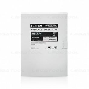 FujiFilm PS-MS-5s ฟิล์มวัดแรงกด Medium Pressure (270mm x 200mm) | Mono-sheet type