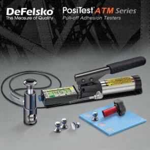 DeFelsko PT-ATM Series เครื่องทดสอบแรงยึดเกาะผิวเคลือบด้วยปั้มไฮดรอลิกแบบ Manual