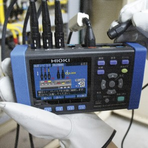 Hioki-PW3365-20 Power Analyzer
