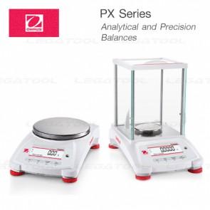 OHAUS PX-Series Analytical & Precision Balances เครื่องชั่งดิจิตอล