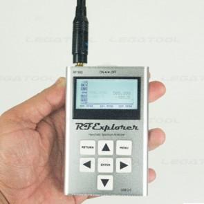RF Explorer WSUB1G  เครื่องตรวจจับและวิเคราะห์ความแรงคลื่นสัญญาณ