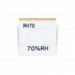 RH-70 Humidity Monitor Label 1 point
