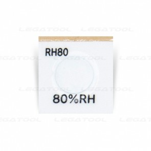 RH-80 Humidity Monitor Label 1 point