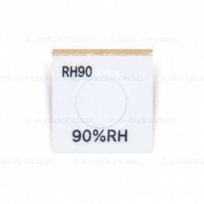 RH-90 Humidity Monitor Label 1 point