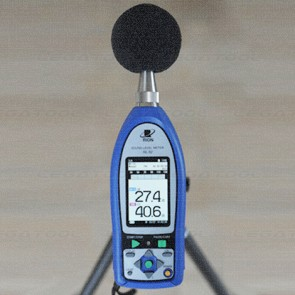 RION NL-42 เครื่องวิเคราะห์เสียง (Sounds Level Meter) มาตรฐาน Class II