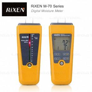 Rixen M70 Series เครื่องวัดความชื้นวัสดุ