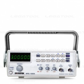 GW Instek SFG-1003 3MHz DDS Function Generator
