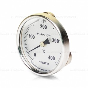 SK-2340-40 Surface (Magnetic) Bimetal Thermometer (0 to 400℃)