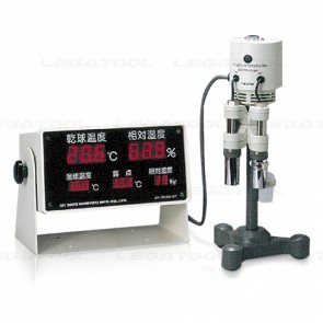 SK Sato SK-5RAD-SP Multiple Measuring System For Temperature and Humidity
