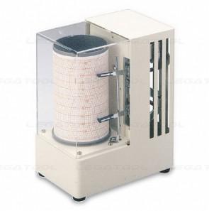 skSATO SK-7008-00 Mini-Cube Thermohygrograph