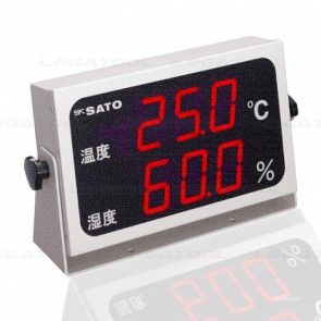 skSATA SK-M350-TRH Temperature-Humidity Indicator (height of character: 57mm)