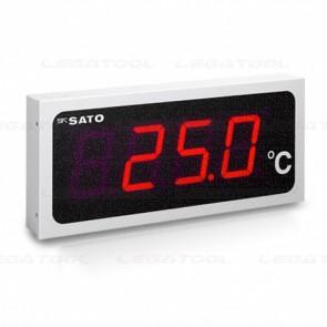 SK sato SK-M460-Tเครื่องวัดอุณหภูมิ หน้าแสดงผลแบบ LED