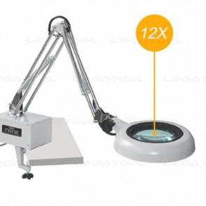 Otsuka SKK-CF-12X โคมไฟแว่นขยาย (Without dimmer) | กำลังขยาย 12 เท่า