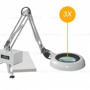 Otsuka SKK-CF-3X โคมไฟแว่นขยาย (Without dimmer) | กำลังขยาย 3 เท่า