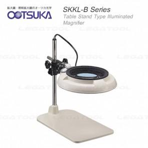 Otsuka SKKL-B Series โคมไฟแว่นขยาย (Table Stand Type)