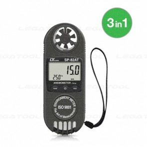 Lutron SP-82AT Anemometer 3in1