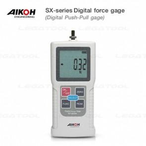 Aikoh SX Series เครื่องวัดแรงดึง/แรงกด (Force Gauge Push Pull)