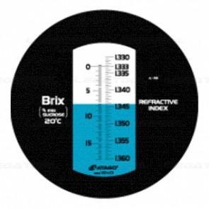 Atago T3-BX/RI Desktop Refractometer