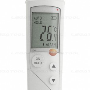 Testo-106 Compact Temperature Thermometer
