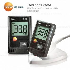 Testo-174H Series เครื่องบันทึกอุณหภูมิความชื้น
