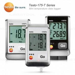 Testo 175-T Series เครื่องวัดและบันทึกอุณหภูมิ