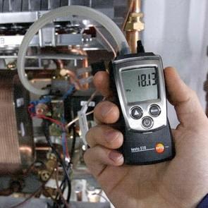 Testo-510-Set Differential Pressure