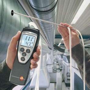 Testo 512 Series Differential pressure meter